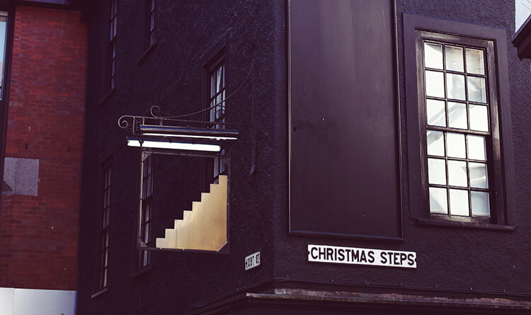 Christmas Steps Bristol Facts