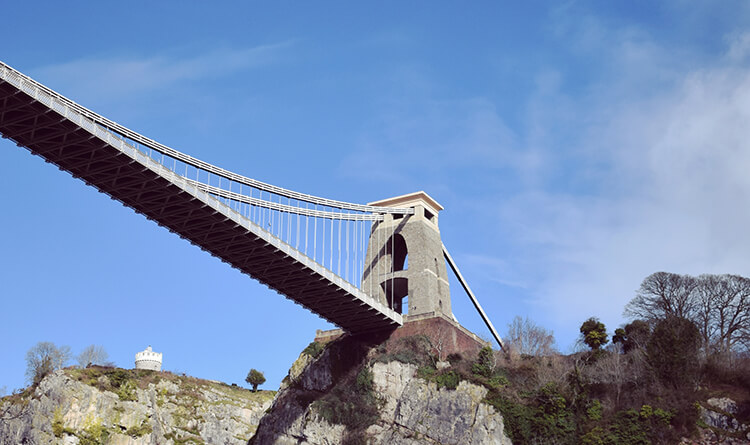 Clifton Suspension Bridge Bristol Facts