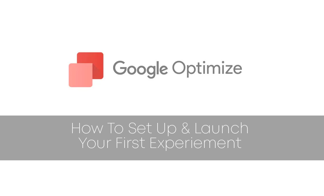 google optimize getting started