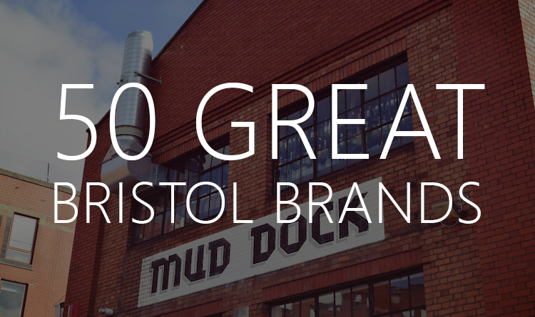 50 Great Bristol Brands and Marketing