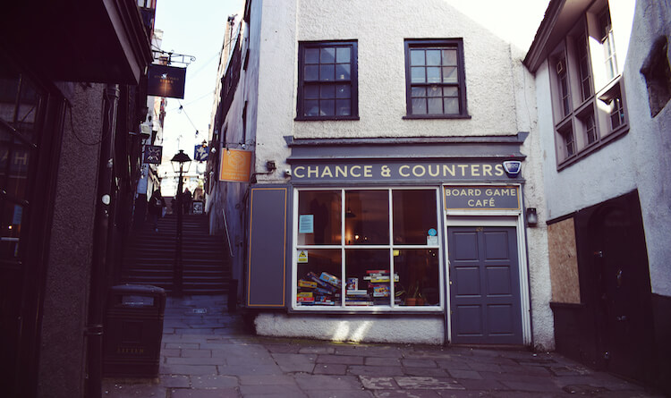 Chance and Counters Bristol