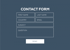 Track website forms using GTM